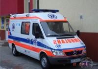Ambulans Mercedes Sprinter 313 CDI