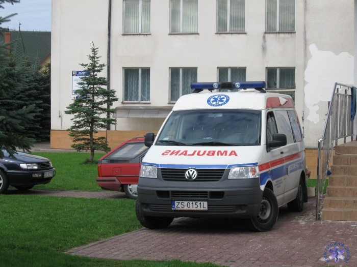 Ambulans VW T5