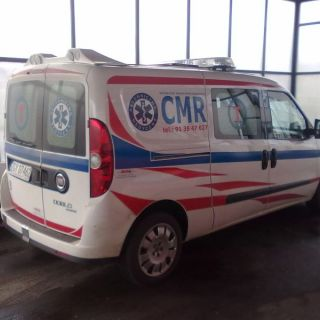 Ambulans Fiat Doblo