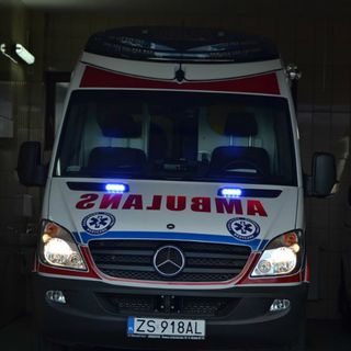 Ambulans Mercedes Sprinter 319 CDI-35