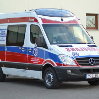 Ambulans Mercedes Sprinter 319 CDI-29