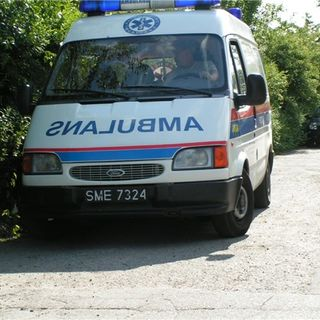 Ambulans Ford Transit