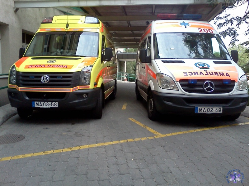 Hungarian ambulance service-2