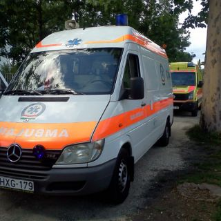 Hungarian ambulance service