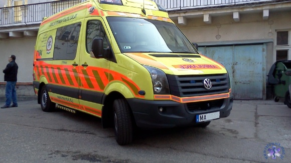 Hungarian emergency service-2