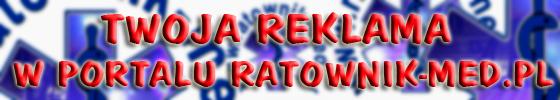 Reklama w Portalu Ratownik-med.pl