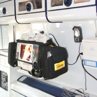 Lifepak 12 w ambulansie